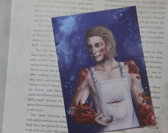Zodiac sign post card - Cancer