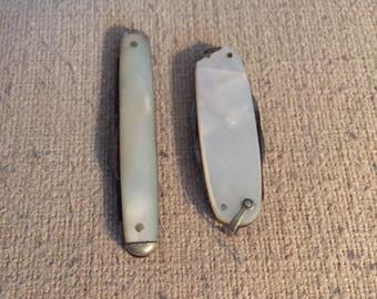 Vintage Robeson Pocket Knife with Bonus Vintage Knife