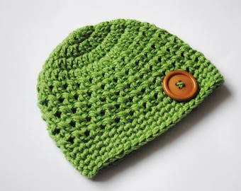 Newborn Crochet Hat, Newborn Beanie, Crochet Baby Hat, Baby Girl Hat, Baby Boy Hat, Crochet Hospital Hat, Baby Beanie, Coming Home Hat