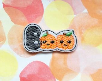 Halloween Felties, Fall Felties, BOO Spooky