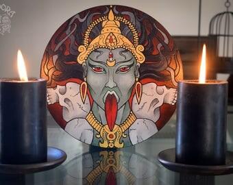 Altar pantacle- Kali - II