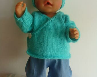 Clothes for Doll or doll of 42cm