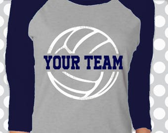 Volleyball SVG, Volleyball monogram  svg, Volleyball Shirt, Volleyball jersey, team SVG, Volleyball Mom SVG, Volleyball Download, printable