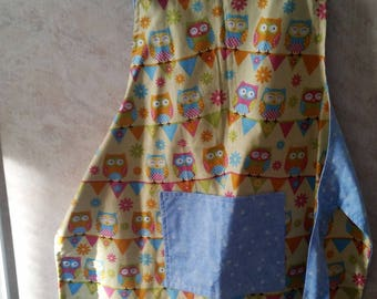 Child's Apron for a special art project or for Grandma's helper in the kitchen.