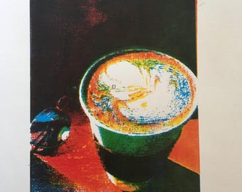 LSD and Caffeine