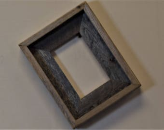 "Barnwood Picture Frame 4"" x 6"""
