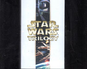 Star Wars Trilogy Special Edition - VHS - Full Screen - Sealed New.