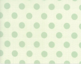 1 yard Moda Circulus Splice, from Jen Kingwell, 18131-14 dot fabric, modern cotton fabric