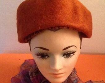 On Sale Lovely Vintage Mystere Fur Hat