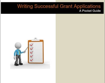 Writing Successful Grant Applications - A Pocket Guide