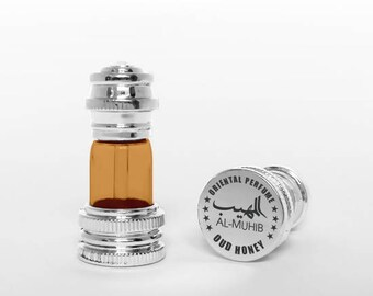Oud Honey - Concentrated perfume extract - agarwood fragrance oil