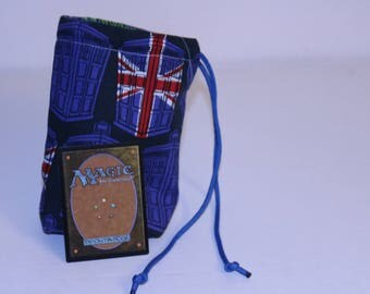 Doctor Who Dice Bag