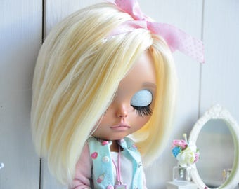 Custom Blythe Dolls For Sale by Free shipping!! Custom Blythe OOAK - Monika
