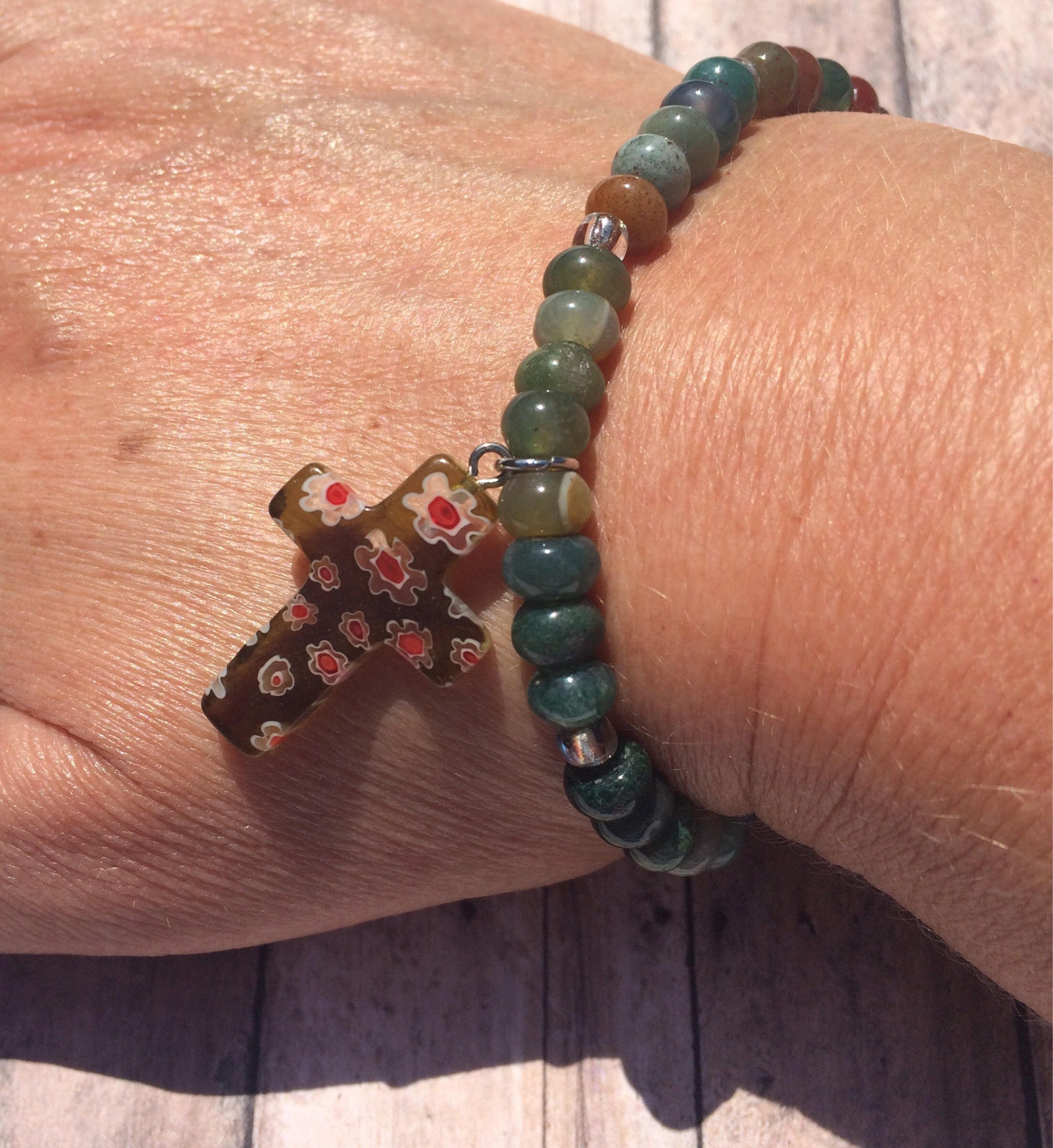 bracelet friday church fabulous of by using black the cathy pin tartooful bead