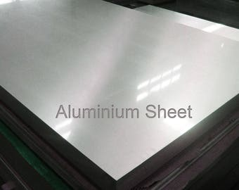 4mm Aluminium Sheet for Model making and Jewellery