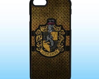 Harry Potter Hufflepuff Custom Iphone Case, Iphone 5, 6, 7, 8, X