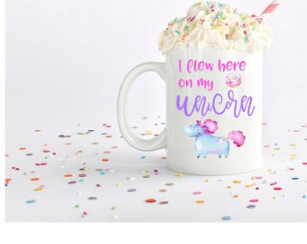Unicorn coffee mug/  unicorn gifts/  unicorn/  unicorn funny gifts/  unicorn coffee