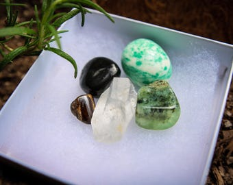 Anti depressant- Assorted Crystal box