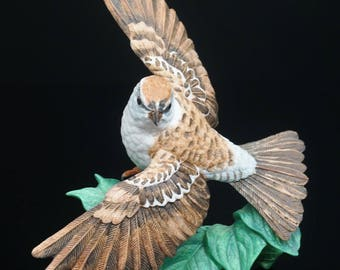 Lenox Collectible - Chipping Sparrow