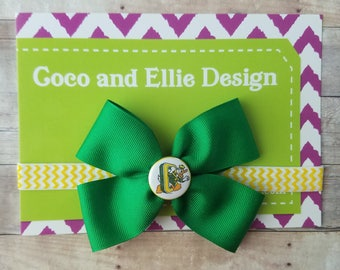 University of Oregon headband-Oregon hair bow-Oregon headband-university oregon hair bow-Oregon for baby-Oregon for toddler-Oregon girl