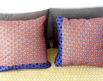 Girl power cushion covers
