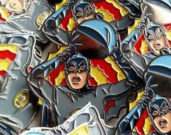 Westside | Adam West Batman soft enamel pin
