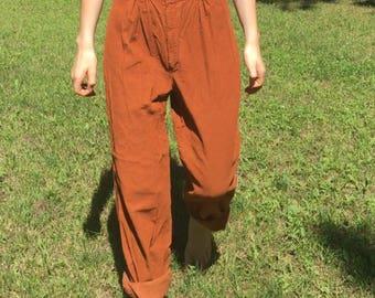 Vintage Corduroy Trousers