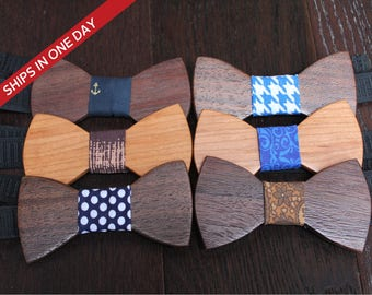 Bow Tie, Bowtie, Wood Bow Tie, Wood Bowtie, Personalized Bow Tie, Wooden Boy Bow Tie, Bow Tie For Men, Wooden Bow Tie, Father's day gift