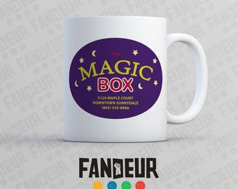 The Magic Box Coffee / Tea Mug - Buffy the Vampire Slayer