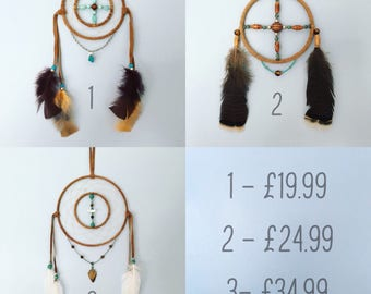 Medicine Wheel Dreamcatcher