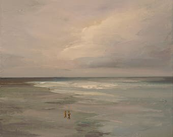 North Sea 3, sea and beach, landscape, sea image
