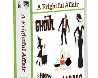 A Frightful Affair Cricut Cartridge