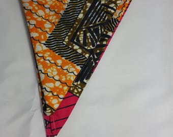 Mini Triangle Headscarf