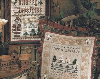 St Nick Folio by Shepherd's Bush Counted Cross Stitch Pattern/Chart