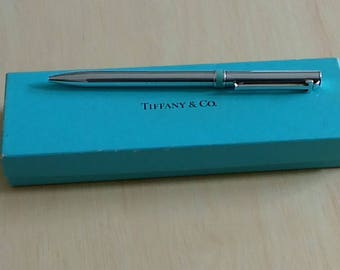 Tiffany & Co Sterling Silver Pen