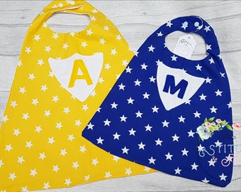 Baby, Toddler, Child, Star Cape, Personalised, Superhero, Party