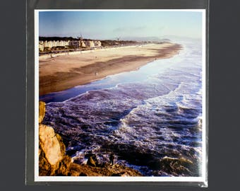 "Fine Art Photography ""Ocean Beach"" Archival Print"