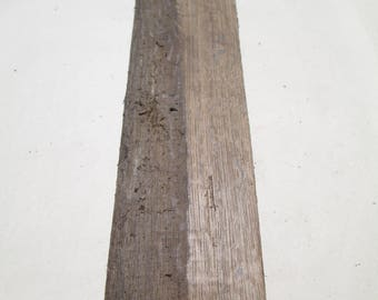 PREMIUM Irish bog oak Blank 400mm x 75mm x 75mm Woodworking / Woodturningv