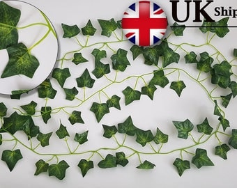 One Of the Best Artificial Ivy Garlands Great for Weddings, Parties and outside decoration Fave Ivy