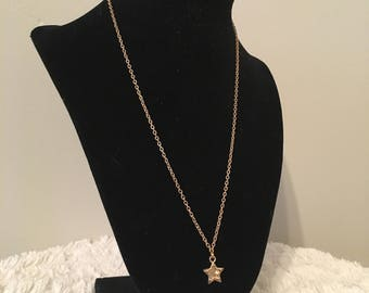Stardust Necklace Long