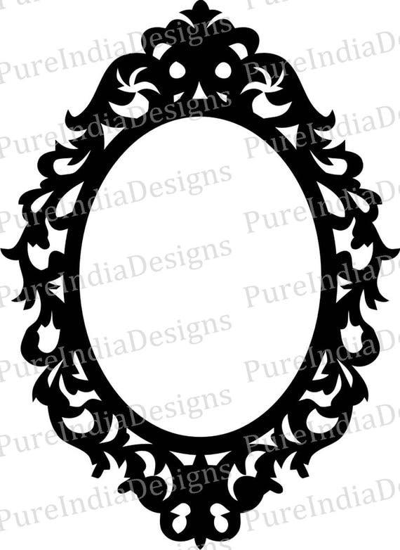 Filigree Wall Mirror