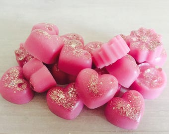 Flower Bomb (Perfume Inspired) Scented Soy Wax Melts For Wax Burners / Gift