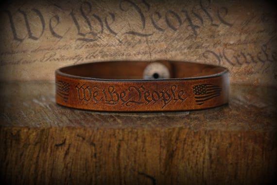 Unique Leather Bracelet, Personalized Leather Bracelet,  Men's Leather Bracelet, Women's Leather Bracelet, Men's Bracelet, Cuff Bracelet,