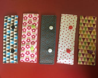 Knitting needle cover for 10cm needle play