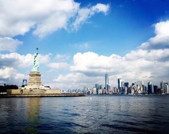 Lady Liberty NYC Photograph