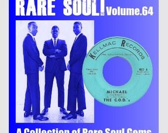 Rare Soul!  Vol.64 - A Collection of Rare Soul Gems.