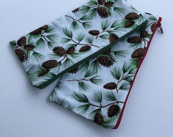 Pinecone Pouch - Small