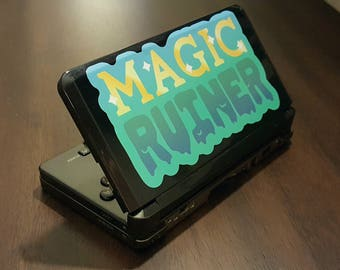 Magic Ruiner – Weatherproof Vinyl Sticker