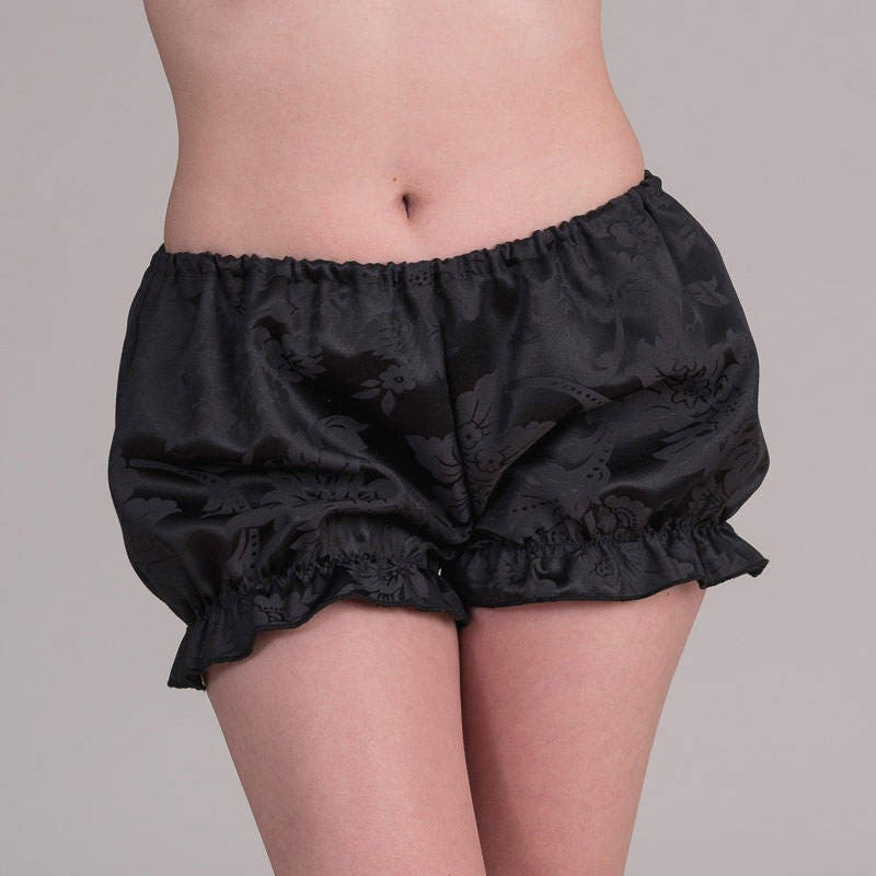Black bloomers for women ...