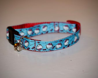 Hello Kitty Cat collars